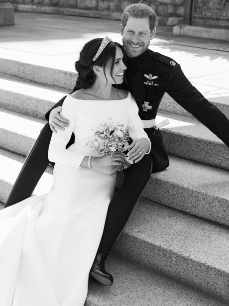 Prince Harry,  Meghan Markle, wedding, photo