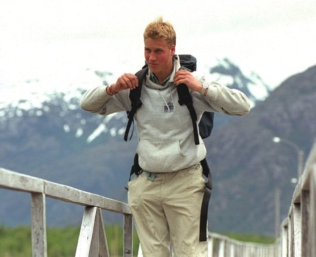 Amazing Throwback Photos Of Prince William And Prince Harry