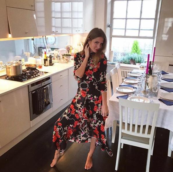 Inside Millie Mackintosh and Hugo Taylor's home