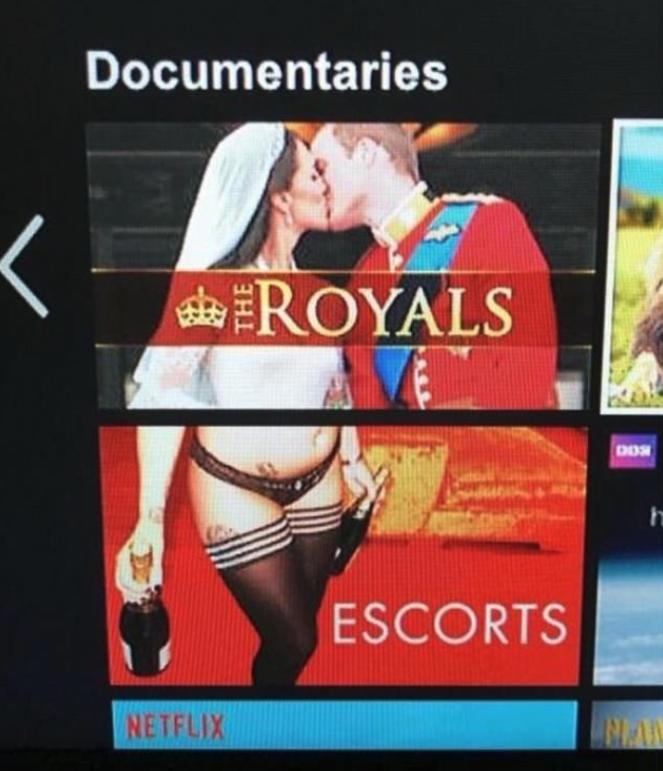 Netflix, kate middleton,
