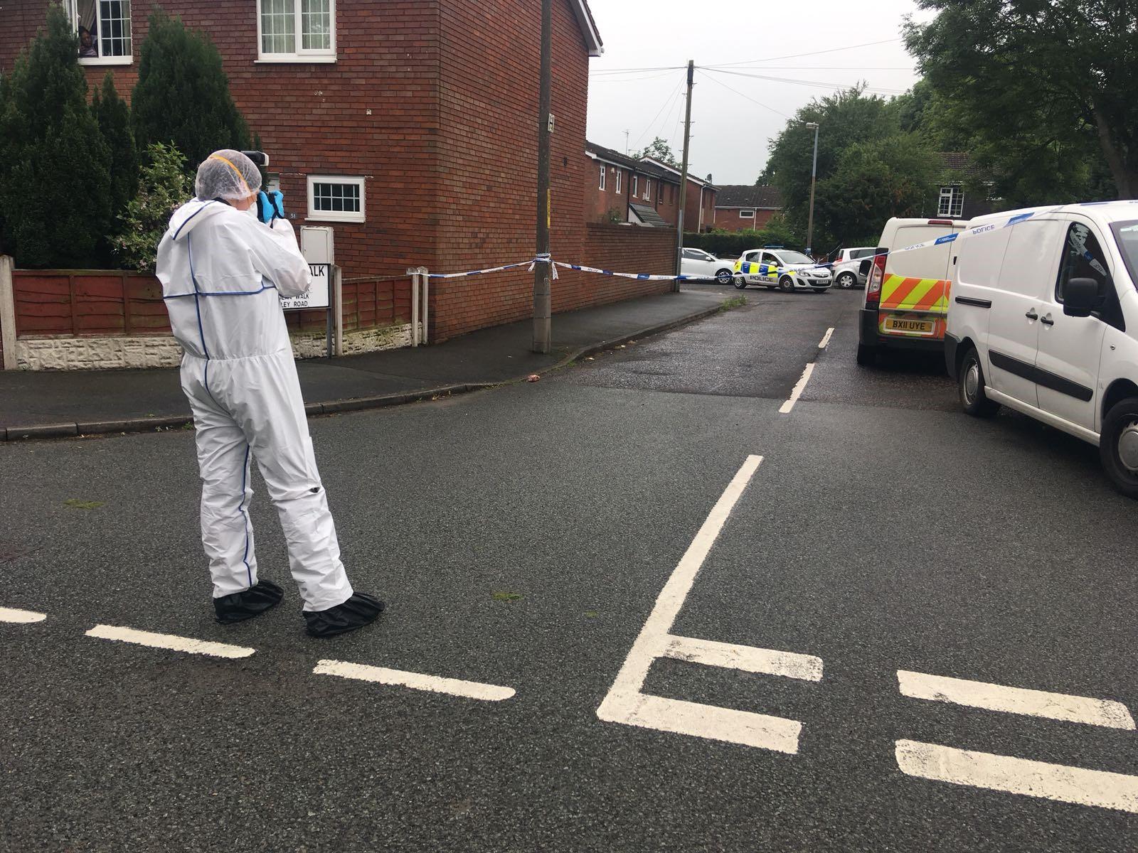 Wolverhampton stabbing 2018