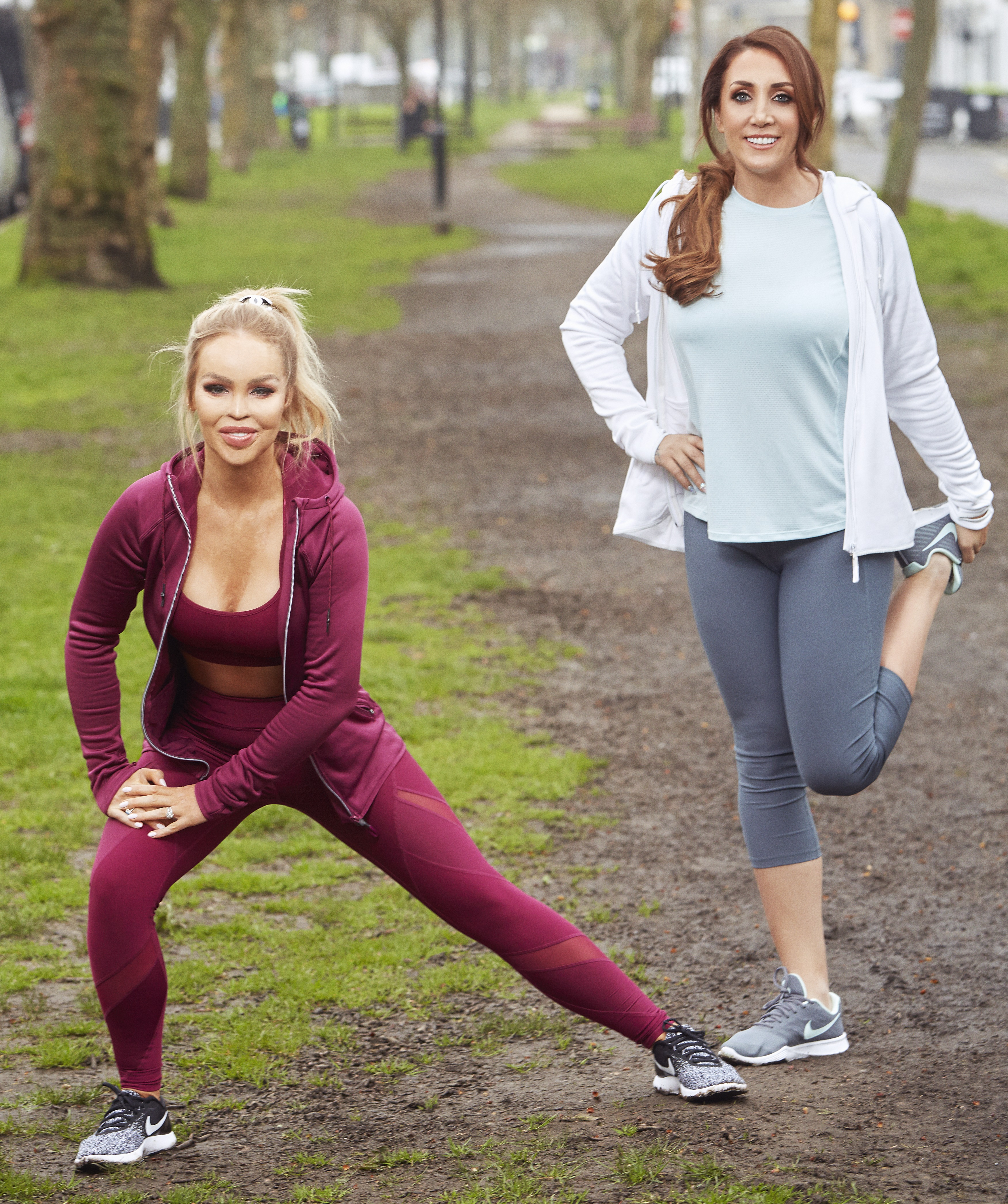 Katie Piper S 8 Hour Window Diet Hack Helped Her Lose Two Stone
