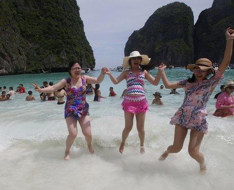 Maya Bay Thailand 1