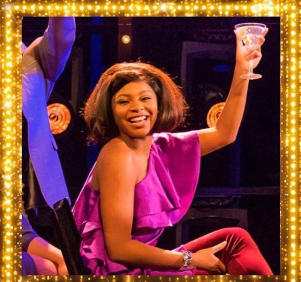 Samira Mighty in Dreamgirls
