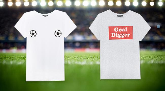 World Cup dresses