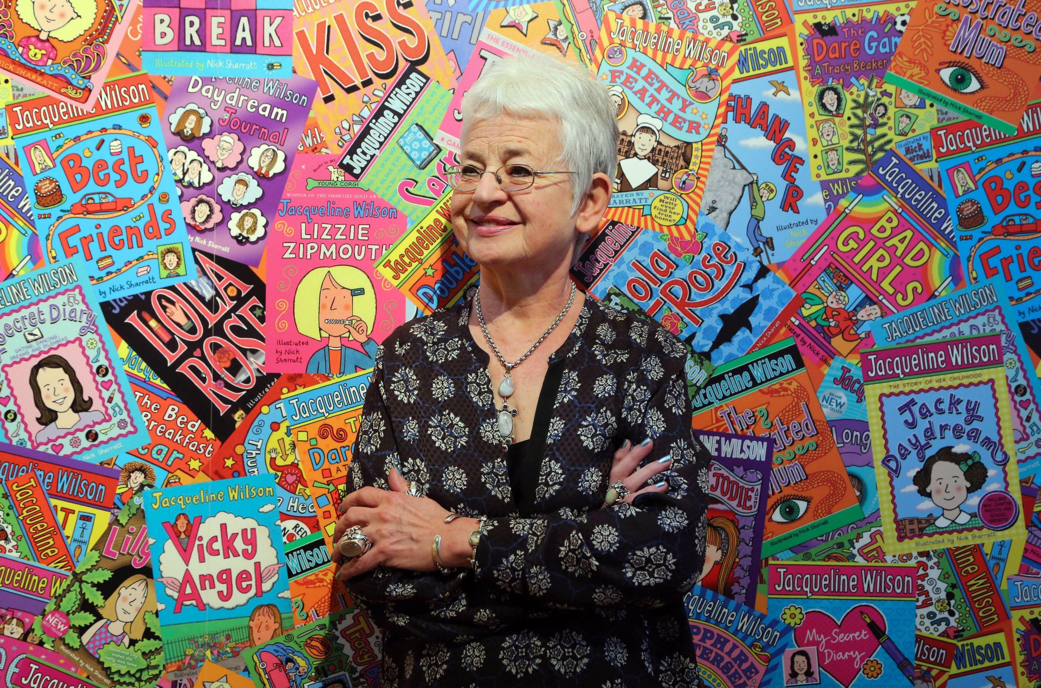 Jacqueline Wilson