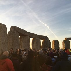 Summer Solstice Stonehenge 2018