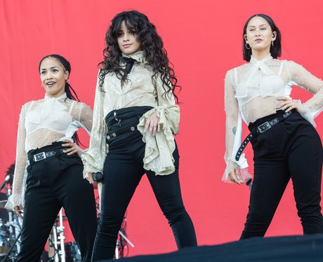 Camila Cabello Performing On Sunday At Isle Of Wig