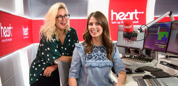 Ellie Taylor and Anna Whitehouse host Sunday nights on Heart - Heart