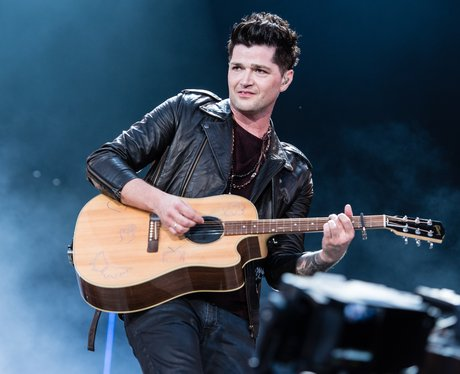The Script Performing On The Friday Night Of Isle