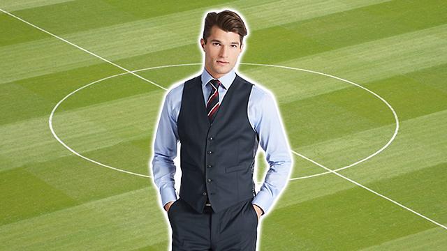 marks and Spencer waistcoat
