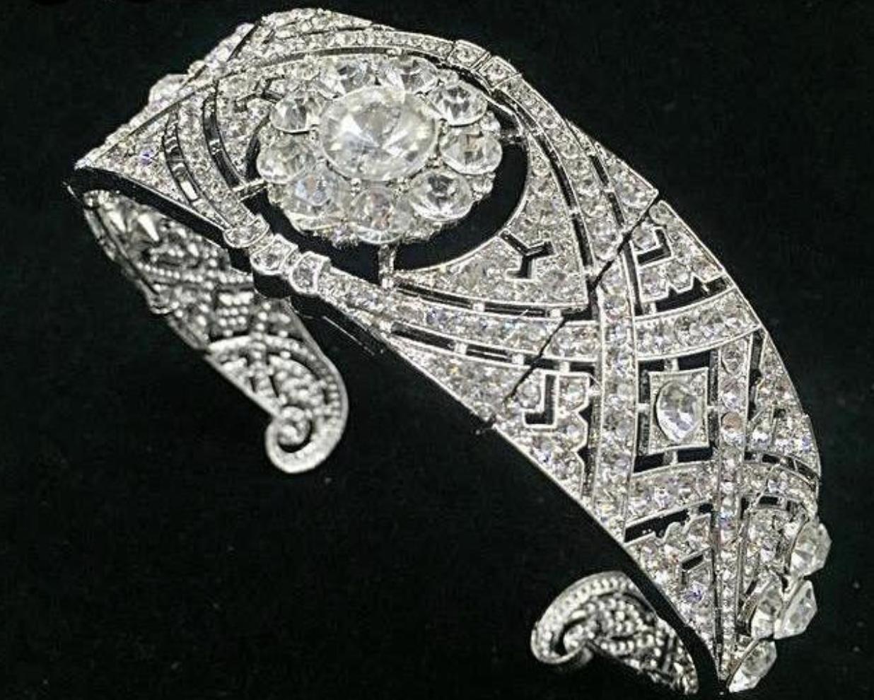 Meghan Markle Tiara Replica