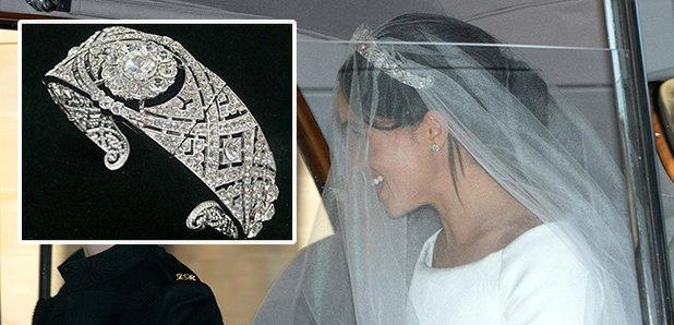 you can buy a 30 replica of meghan markle s priceless wedding tiara heart meghan markle s priceless wedding tiara