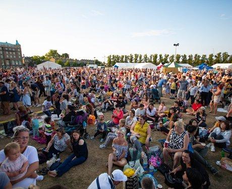 Cambridge Big Weekend 2018 - Friday