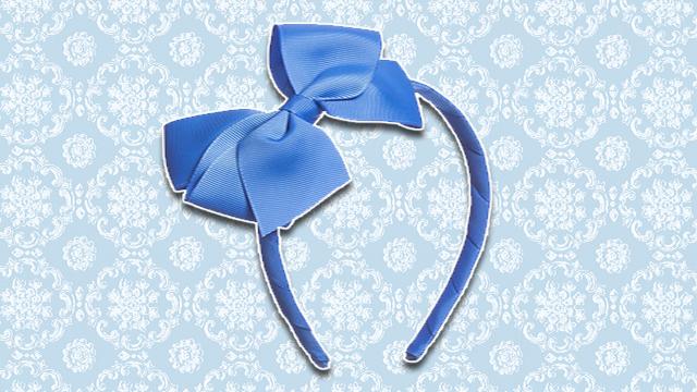 Princess Charlotte headband 2