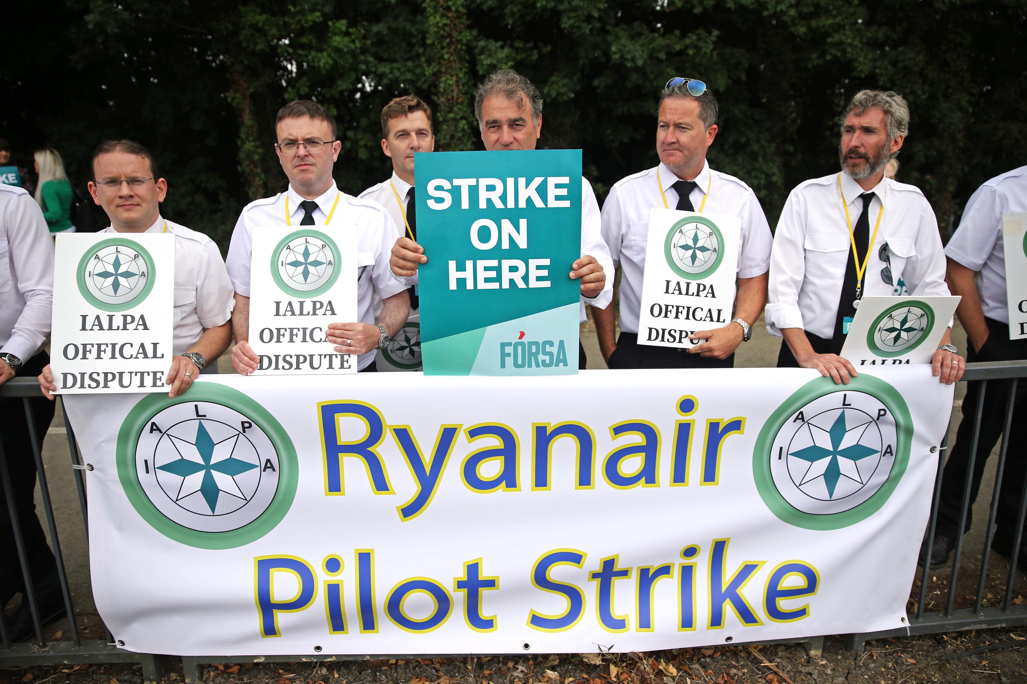 Ryanair July strikes 2018: Airline reveals flight ...