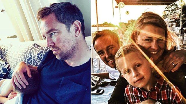 Simon Thomas still feels 'brutal loneliness' eight months after wife's death