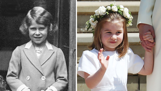 Queen Princess Charlotte eye shape