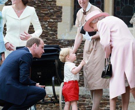 Prince George adorable photos