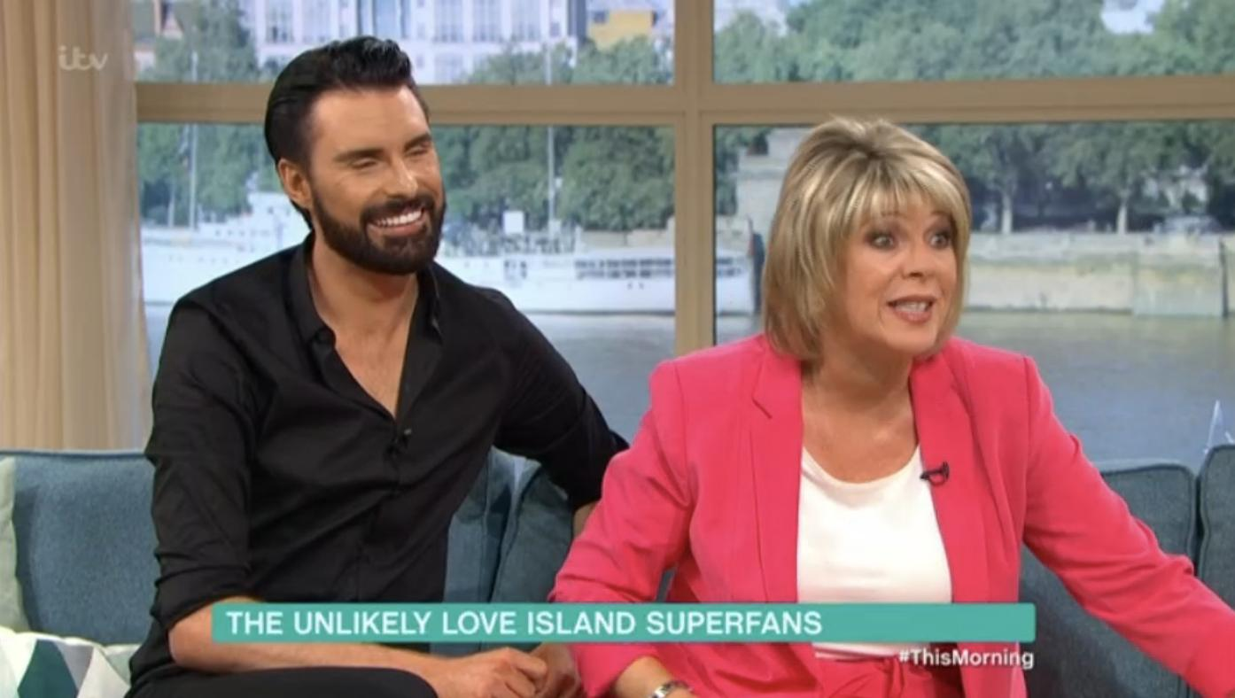 Ruth Langsford daily outfit