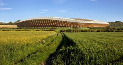 New stadium plans