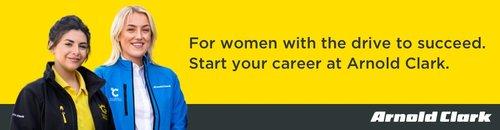 Arnold Clark recruitment Advert