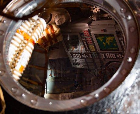 Tim Peake's Spacecraft Launch