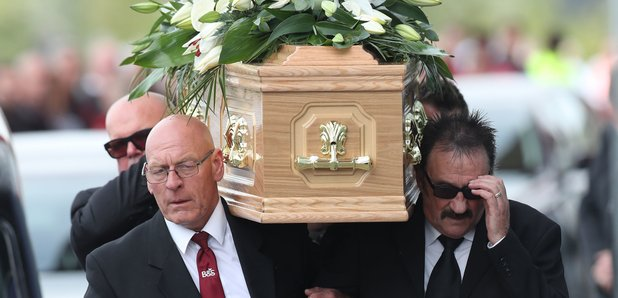 chuckle brother paul wipes tears at barry s funeral as he bids final