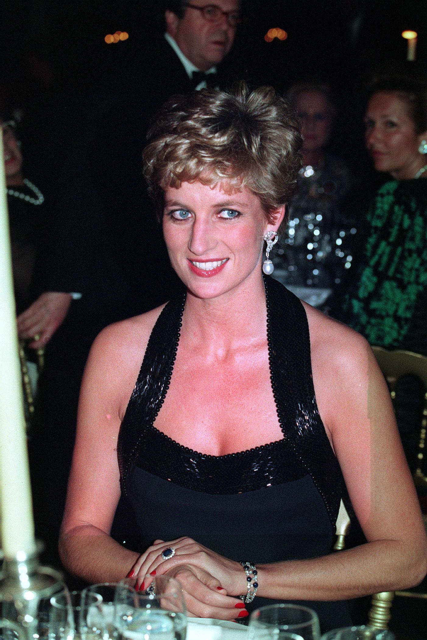 Princess Diana nails 2