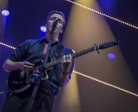 Pictures: George Ezra At Newmarket