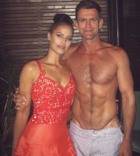 Scott Maslen topless