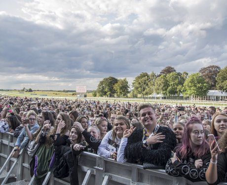 Pictures: The Vamps At Newmarket