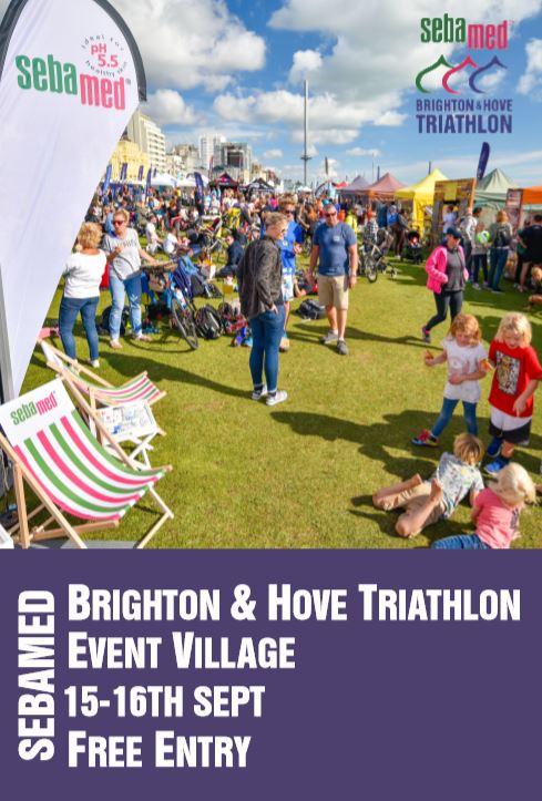 Brighton Tri Event Village