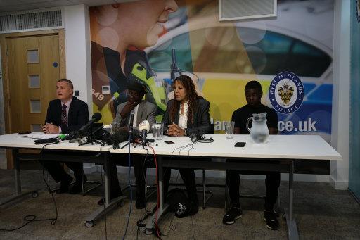 Fidel Glasgow press conference