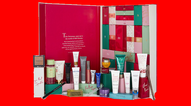 Budget beauty advent calendars