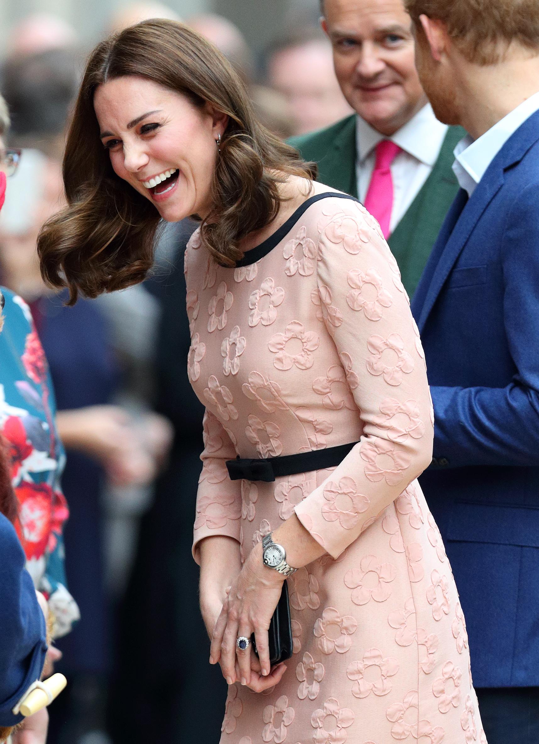 Kate Middleton Orla Kiely