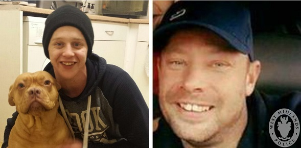 Daniel Shawn Johnny Robbins Coventry double murder