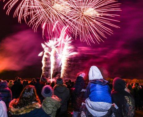 Skylark Fireworks Spectacular 2018