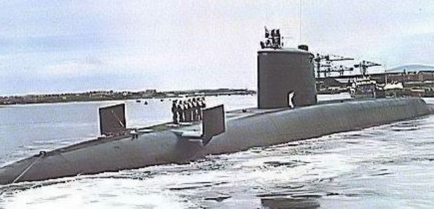 50 Years Of At-Sea Nuclear Deterrent