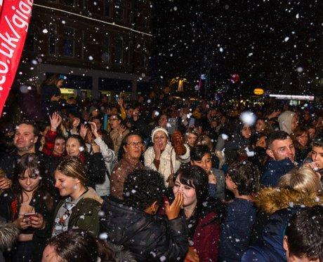 Peterborough Christmas Lights 2018