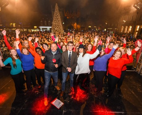 Peterborough Christmas Lights 2018