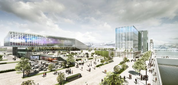 £200 Million Expansion Plans For SEC In Glasgow