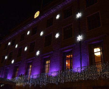 Cambridge Christmas Lights 2018