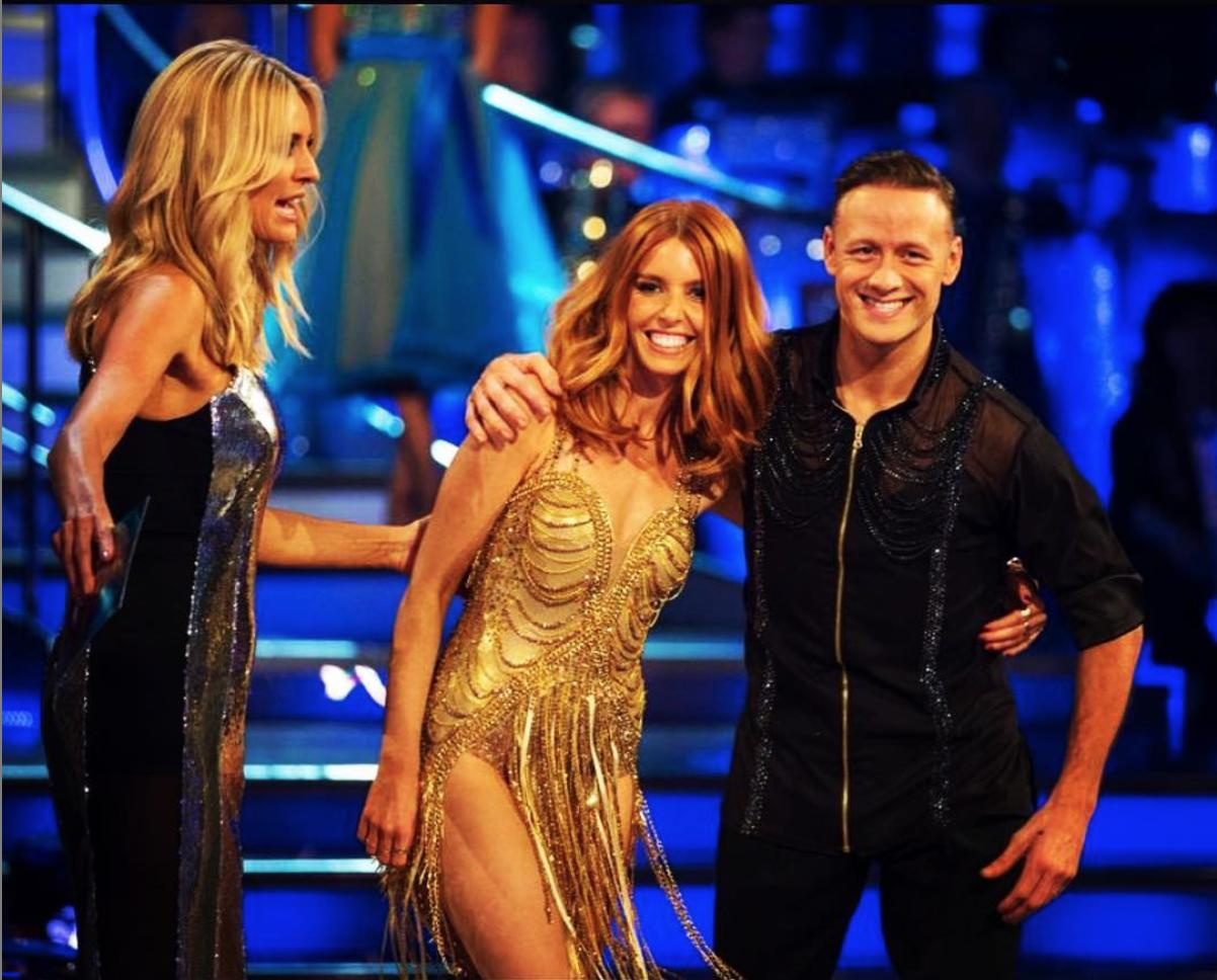 Stacey Dooley kevin Clifton