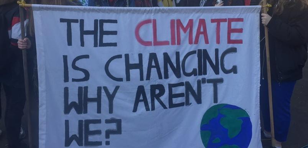 Edinburgh school climate strikes only allowed once a year