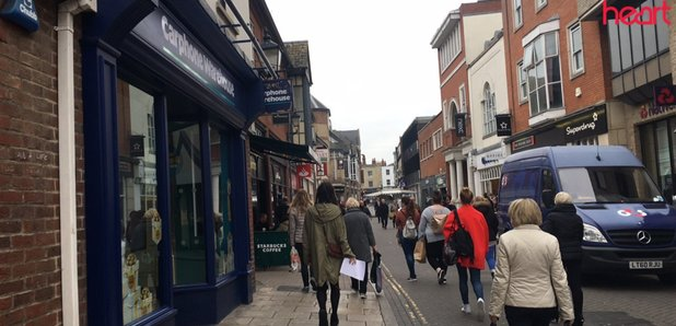 Rough sleeper banned from Colchester town centre