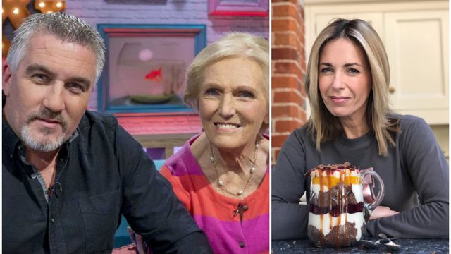 Paul Hollywood's ex wife set to replace him at the Good Food Show with Mary Berry