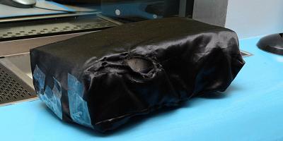 Bogus bomb - Bedford Luton