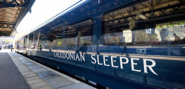 Northbound Caledonian Sleeper Terminated At Stafford After