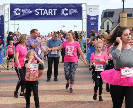 Rhyl Race for Life 2019